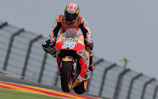 Pedrosa fastest as Repsol Honda dominate in Aragon