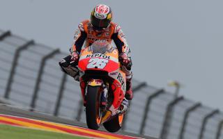 Pedrosa fastest as Repsol Honda dominate in Aragon