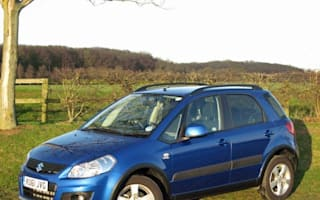 Suzuki SX4 2.0 DDiS SZ5 4WD: Road test review