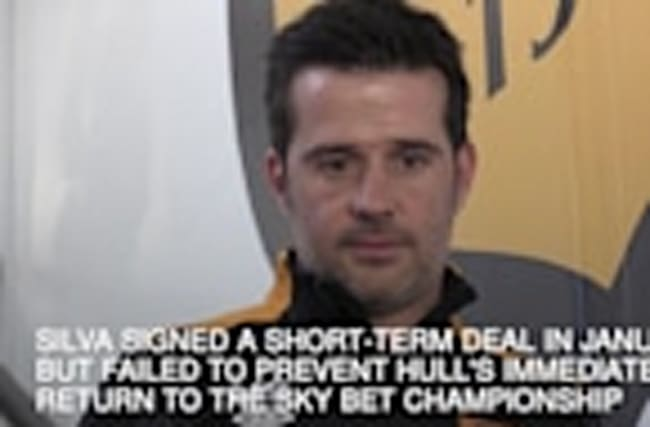 Hull anounce departure of head coach Marco Silva