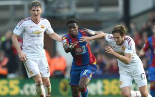 Pardew: Ferguson still sees Zaha as United calibre