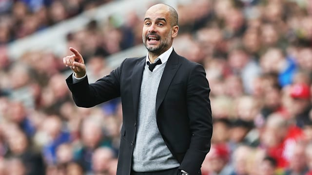 No let-up for City with Wembley on the line: Pep