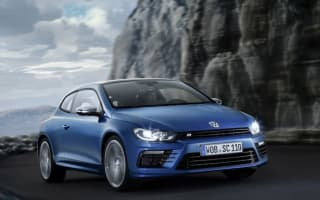 VW Scirocco gets a facelift for the Geneva motor show