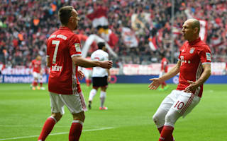 Bayern don't need big-money signings - Hitzfeld