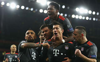 Arsenal to face Champions League scourge Bayern Munich in China friendly