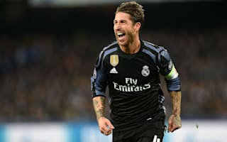 Napoli 1 Real Madrid 3 (2-6 agg): Two-goal Ramos rises to the big occasion yet again for holders