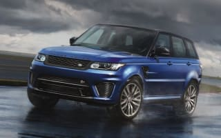 Range Rover Sport SVR to appear at Pebble Beach