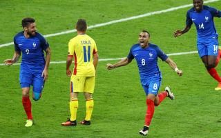 France 2 Romania 1: Perfect Payet starts Paris party