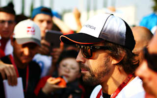 Alonso should retire from F1 - Trulli