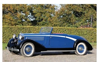Weird and wonderful car auction - 175 historic lots, all without reserve