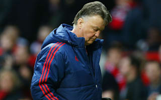 Van Gaal accepts share of blame for United loss