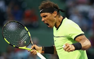 Nadal happy to silence doubters after 1,000th match