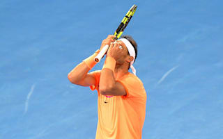 Nadal laments missed chances in Raonic defeat