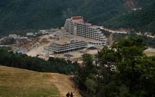 'Workers die' building luxury ski resort in North Korea for Kim Jong-un