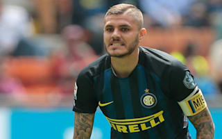 Icardi: I will play Champions League with Inter