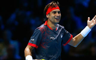 Ferrer and Raonic advance in Abu Dhabi