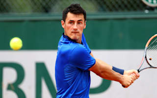 Relaxed Tomic sends Bedene packing