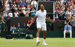 Tsonga outlasts Isner in another Wimbledon marathon