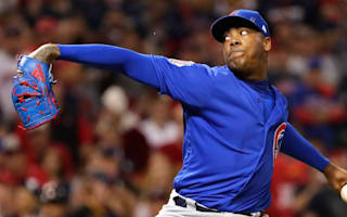 Maddon explains why he used closer Chapman with five-run lead