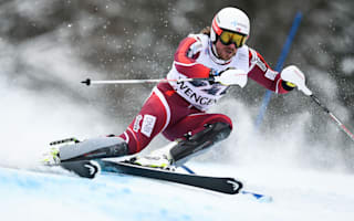 Jansrud snatches combined win from Svindal