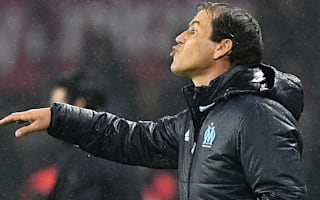 Garcia hails Marseille team spirit after PSG draw