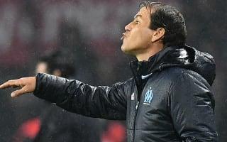 Garcia hails Marseille team spirit after PSG draw