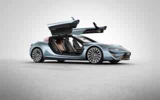 Meet the supercar that runs on salt water