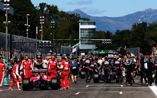 Italian Grand Prix expected to remain in Monza - Damiani