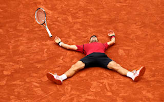 Djokovic not thinking about calendar Slam, but says: 'Everything is achievable'