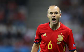 Iniesta: Spain were a 10 out of 10