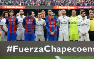 Barcelona invite Chapecoense for Joan Gamper Trophy