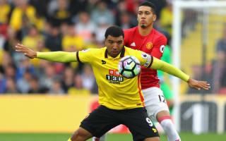 Deeney hails Watford after 'toughest start'