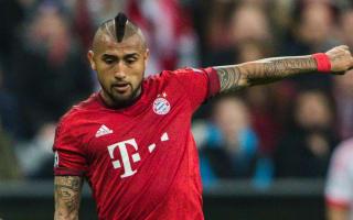 Stuttgart v Bayern Munich: We need Vidal - Guardiola