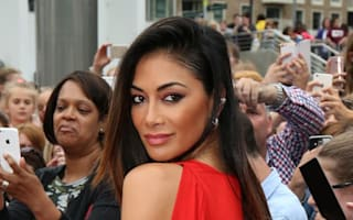 Here's how Nicole Scherzinger reminded us of Angelina Jolie at X Factor's six chair challenge