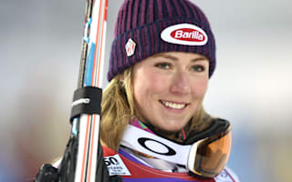 Shiffrin makes slalom statement in Levi
