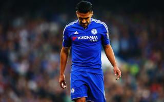 Falcao suffers injury setback
