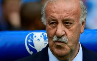 Caparros hoping Del Bosque continues as Spain coach