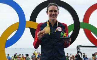 Olympic triathlon champion Jorgensen dejected by marathon effort