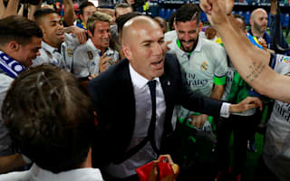 Madrid boss Zidane will be next France coach, says Leboeuf