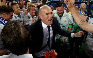 Madrid boss Zidane will be next France coach, says Leboeuf