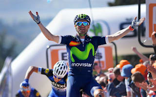 Valverde eyes Giro and Olympic double
