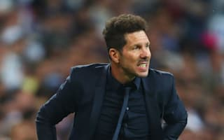 Simeone not ready for Atletico to give up Champions League dream after Madrid mauling