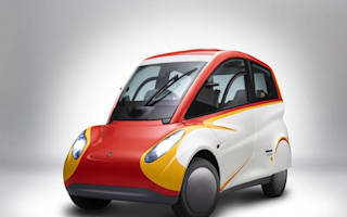 Shell unveil new low-emissions concept car