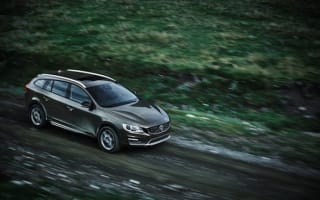 Volvo lifts the covers off V60 Cross Country