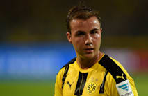 Gotze ruled out for unknown period with 'metabolic disorders'