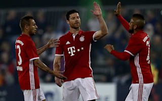 Bayern start 2017 with friendly win over Eupen