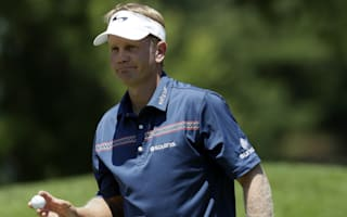 Hurley moves two clear at Quicken Loans