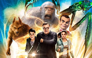 Win a pair of tickets to Goosebumps ALIVE and a spooky goodie bag with TalkTalk TV