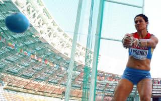 Olympic champion Beloborodova provisionally suspended in doping case