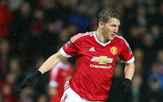 Schweinsteiger ruled out of Newcastle clash
